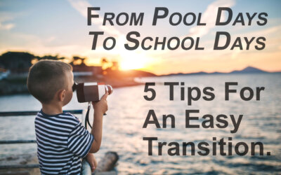 5 Tips for an Easy Summer to Fall Transition!