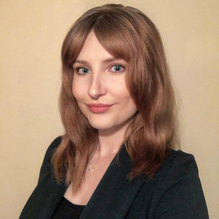 Sarah Vigesaa, MA, MSW